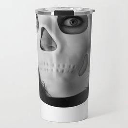 I want your skullz Travel Mug