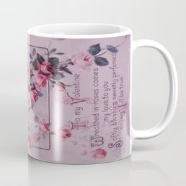 A Century Ago (Rose Tones) Coffee Mug