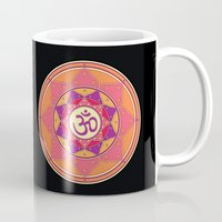 ohm Mugs featuring Ohm by TypicalArtGuy