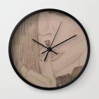 kardashian Wall Clocks featuring Khloe Kardashian. by TheArtOfFaithAsylum