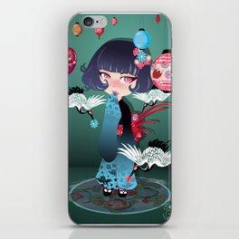 Hina princesse iPhone Skin