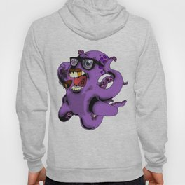 Flight of the Octopus - Mob's Accountant Version Hoody
