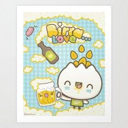 birra love Art Print