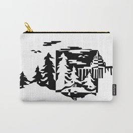 Capitol Salmon Carry-All Pouch