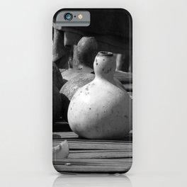 Gourds, Calabash Water Flasks iPhone Case