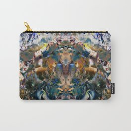 Sacred Molecule Carry-All Pouch