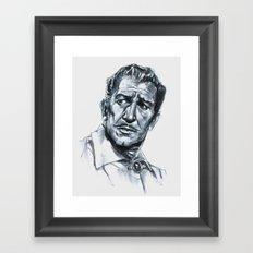 Vincent Price - The Raven Framed Art Print