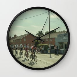 Tour de Willand Wall Clock