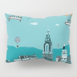 adventure days  New York Pillow Sham