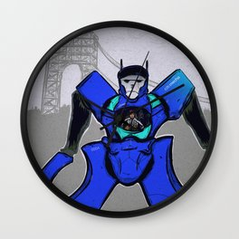 Citi Mecha Wall Clock