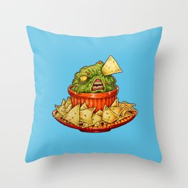 GUACAMOLE PARTY Throw Pillow