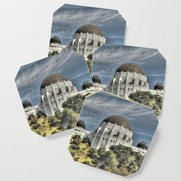 Griffith observatory Coaster