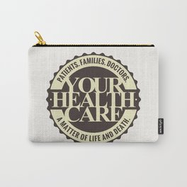 Your Healthcare Carry-All Pouch