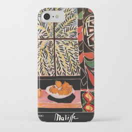Matisse Exhibition poster 1979 iPhone Case