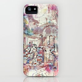 Abstract 3536 iPhone Case