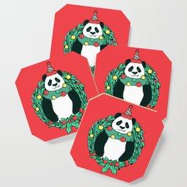 Beary Christmas Coaster