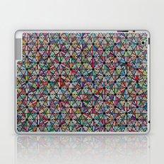 Cuben Offset Geometric Art Print. Laptop & iPad Skin