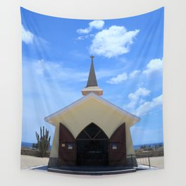 Alto Vista Chapel Wall Tapestry