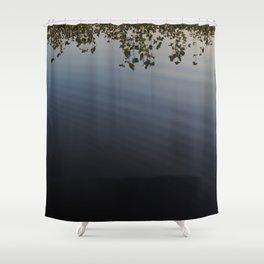 Spadderdock Abyss Shower Curtain