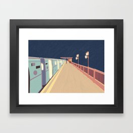 Infinity Framed Art Print