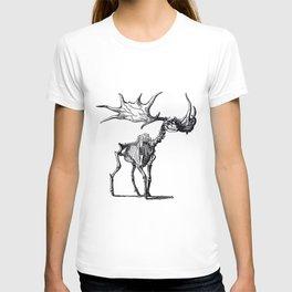 The Irish elk T-shirt