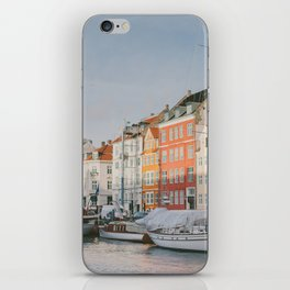 The Harbour iPhone Skin
