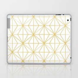 Geometric Golden Pattern Laptop & iPad Skin