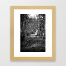 Plastic Magic Framed Art Print