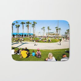 Venice Beach Bath Mat