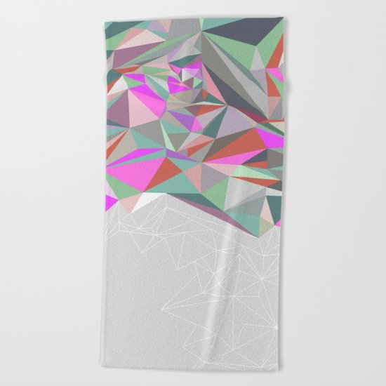 Graphic 199 XY Beach Towel