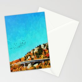 Linn Cove Viaduct Stationery Cards