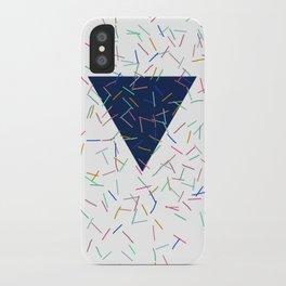 ∆ VI iPhone Case
