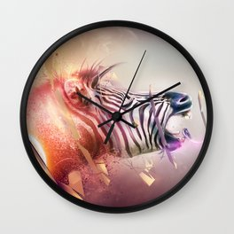 The Transmission Wall Clock