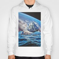 planets Hoodies featuring Planets by John Turck