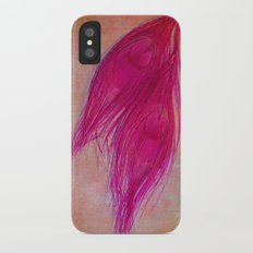 Vintage Pink Slim Case iPhone X