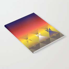 Night Tipi Notebook