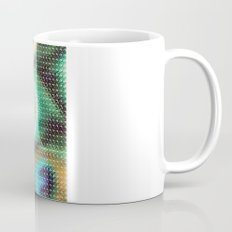 Peacock Feather Graphic Coffee Mug
