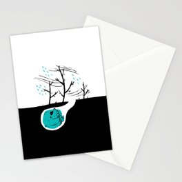 The last portuguese bear Stationery Cards