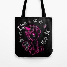 Unico in Black Tote Bag