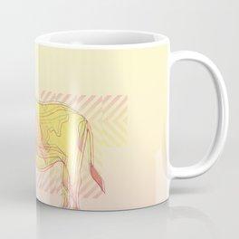 Strawberry Vanilla Milk Coffee Mug