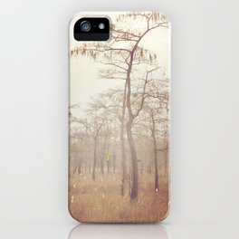 Amber Meadow iPhone Case