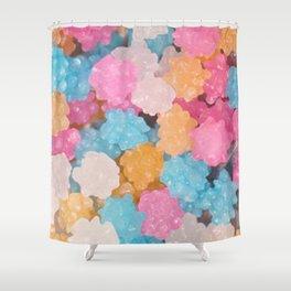 Konpeito Shower Curtain