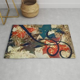 Winds of Change Rug