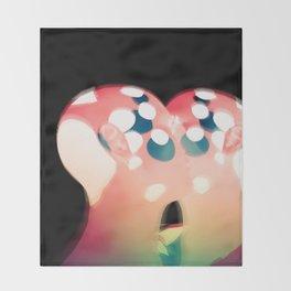Mushroom Magic Throw Blanket