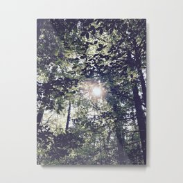 I'm Going To The Place You Don't Know Metal Print