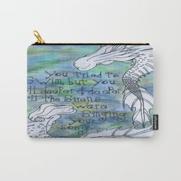 Siren Song Carry-All Pouch