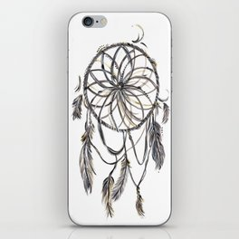 Catch Your Dreams iPhone Skin