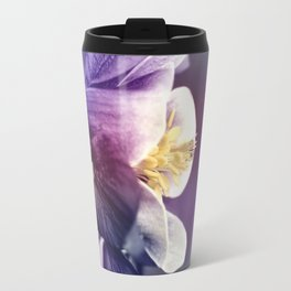 Columbine Flower 279 Travel Mug