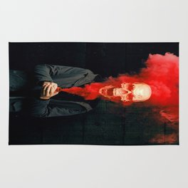 Smoke Screen Rug