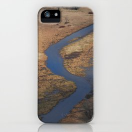 A detour in life iPhone Case